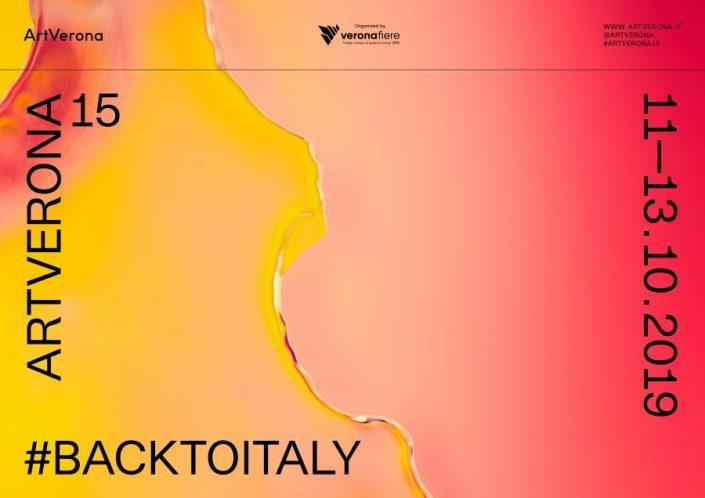 Art Verona 2019 #backtoitaly
